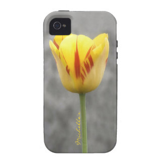 Lovely Tulip Case-Mate iPhone 4 Cover