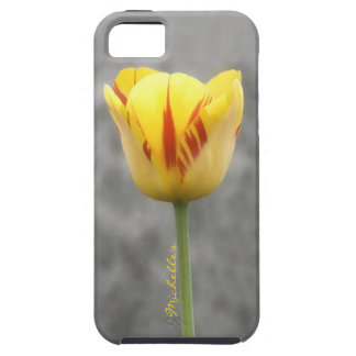 Lovely Tulip iPhone 5 Cases