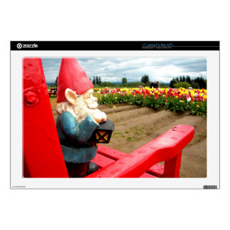 """Lovely View 17"""" Laptop Skins"""