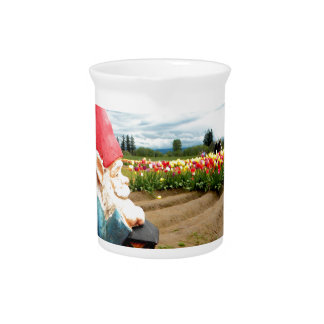 Lovely View Drink Pitcher