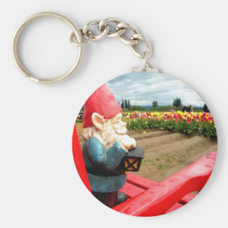 Lovely View Keychain