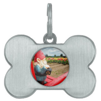 Lovely View Pet Tag