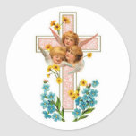Lovely Vintage Angels Stickers