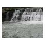 Lovely Waterfall Poster