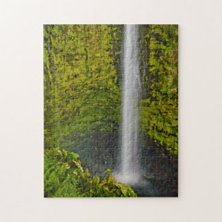 Lovely Waterfalls And Cascades Abound Jigsaw Puzzle