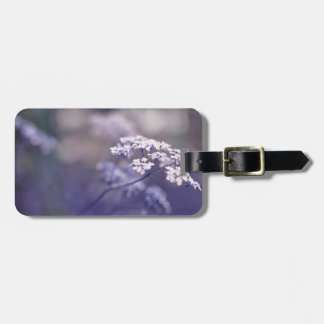 Lovely Wild Chervil Luggage Tag