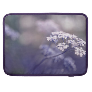 Lovely Wild Chervil MacBook Pro Sleeve