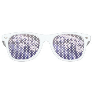 Lovely Wild Chervil Retro Sunglasses