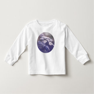 Lovely Wild Chervil Toddler T-shirt