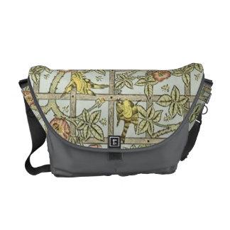 Lovely William Morris Pre Raphaelite Fine Art Bag Courier Bag