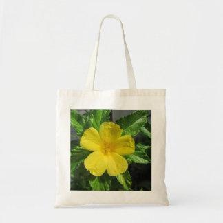 Lovely Yellow Adler Tote Bag