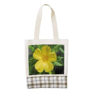 Lovely Yellow Adler Zazzle HEART Tote Bag