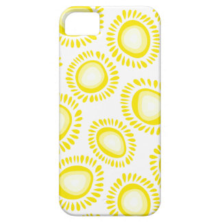 Lovely yellow purple flowers iPhone 5 Case