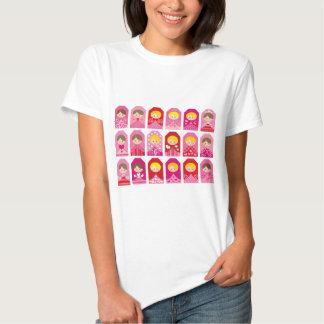LovelyMatryoshkaTag T-shirt