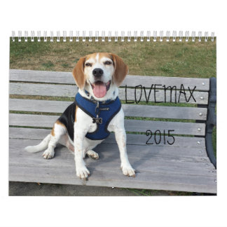 LOVEMAX 2015 Calendar
