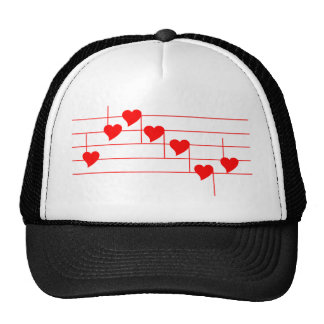 Love'n Notes Mesh Hat