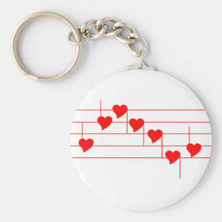 Love'n Notes Keychain