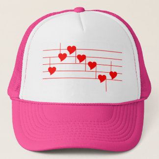 Love'n Notes Pink Cap