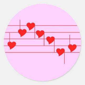 Love'n Notes Sticker