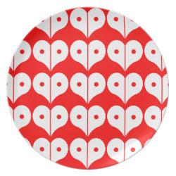 loveNpeace Dinner Plate