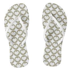 loveNpeace Flip Flops
