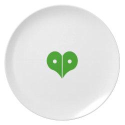 loveNpeace Plate