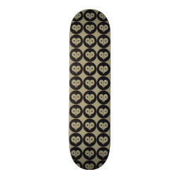 loveNpeace Skateboard