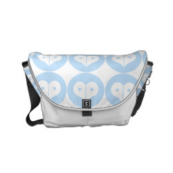 loveNpeace Small Messenger Bag