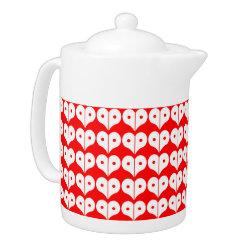 loveNpeace Teapot