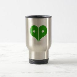 loveNpeace Travel Mug