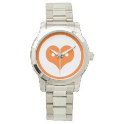loveNpeace Wrist Watch