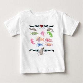 LoveOceandays Baby T-Shirt