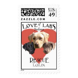 LoveofLabs5 Postage Stamp