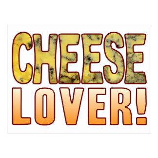 Lover Blue Cheese Postcard