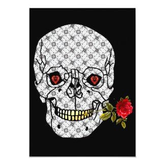 Lover Boy Skull Cards