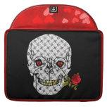 Lover Boy Skull Sleeves For MacBooks