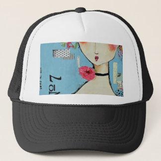 lover of life trucker hat