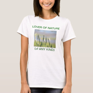 LOVER OF NATURE - TEE