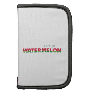 Lover Of Watermelon Folio Planners