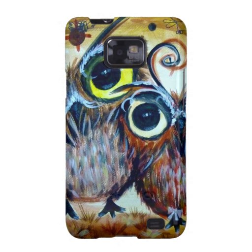 Lover owl family friend samsung galaxy SII cover