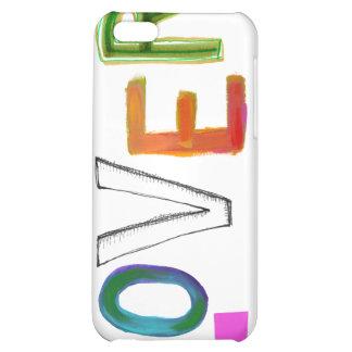 Lover partner girlfriend boyfriend spouse word art iPhone 5C covers