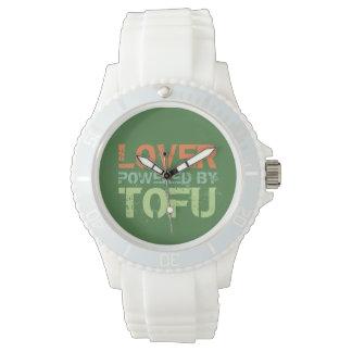 LOVER POWERED BY TOFU - W02 WRIST WATCH