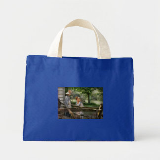 Lover - The Courtship Tote Bags