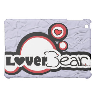 LoverBear by MARTINfree--iPad case, satin