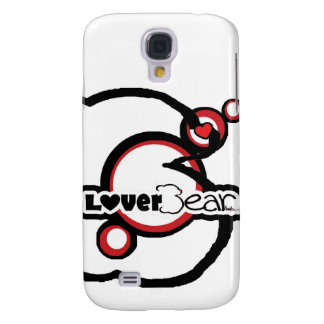 LoverBear by MARTINfree--iPhone case, swoosh Samsung Galaxy S4 Covers