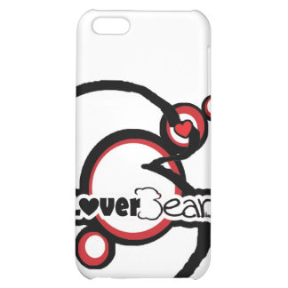 LoverBear by MARTINfree--iPhone case, swoosh Case For iPhone 5C