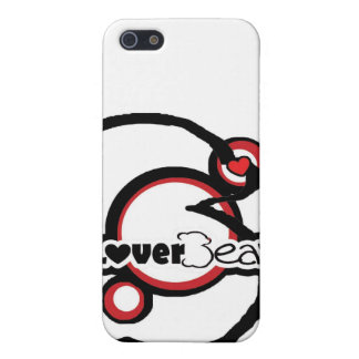 LoverBear by MARTINfree--iPhone case, swoosh Cover For iPhone 5