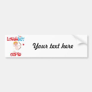 Loverboy Cupid Car Bumper Sticker