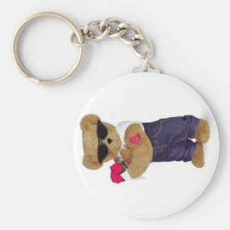 Loverboy on the go keychain