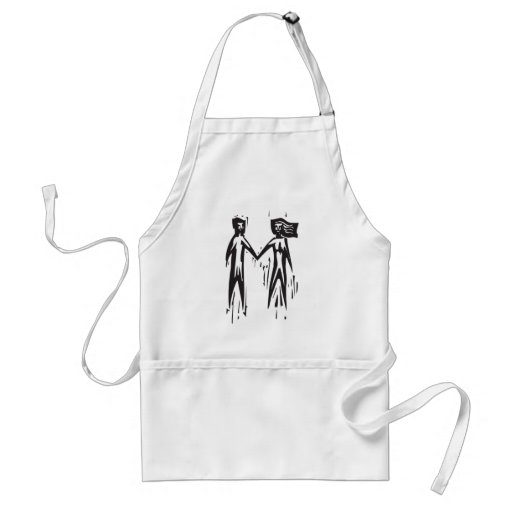 Lovers Apron
